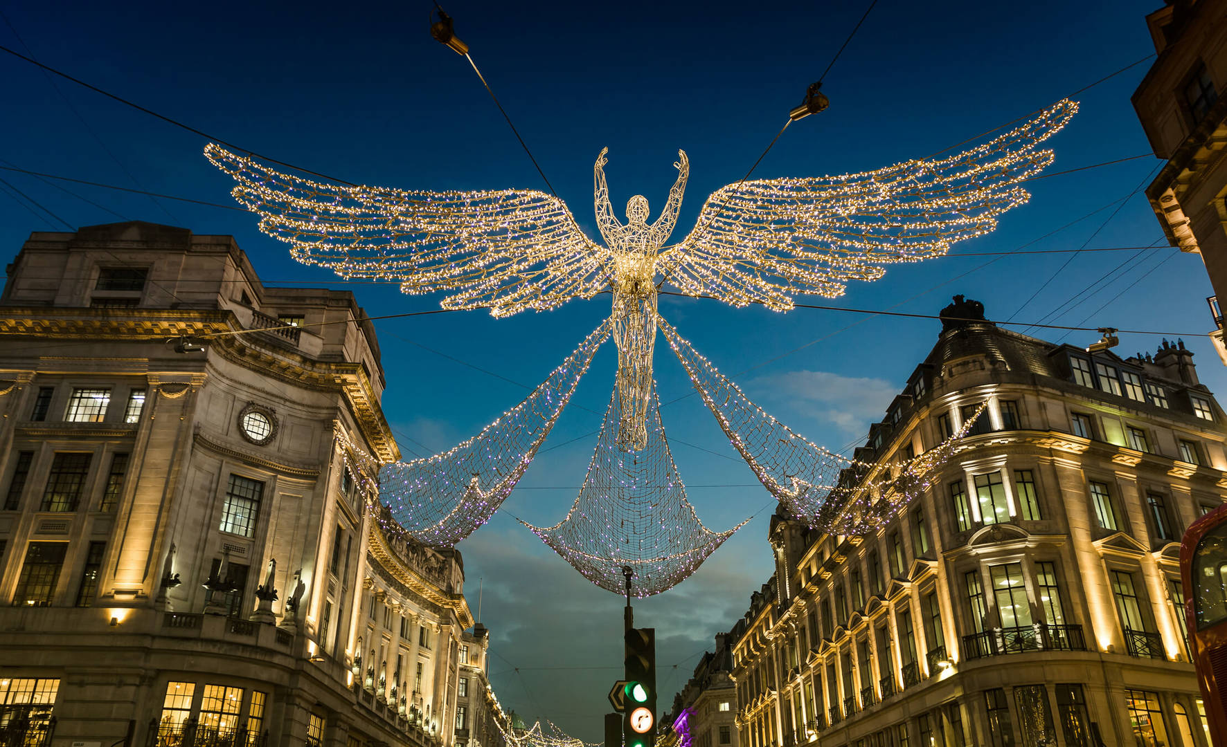 The Festive Guide London