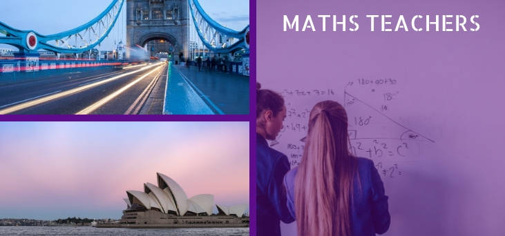 Maths Teacher Australia NZ